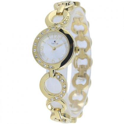 Đồng hồ nữ dây kim loại Venice C2297SLXGCSG