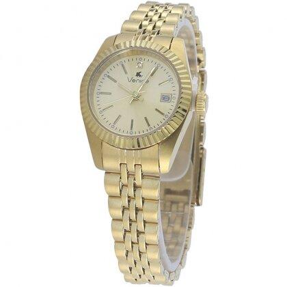 Đồng hồ nữ dây kim loại Venice C2450SLDGGSG