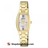 Đồng hồ nữ dây kim loại Citizen EJ6112