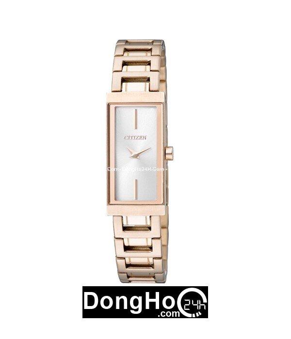 Đồng hồ nữ dây kim loại Citizen EZ6333-52A