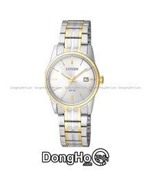 Đồng hồ nữ Dây Kim Loại Citizen EU6004-56A