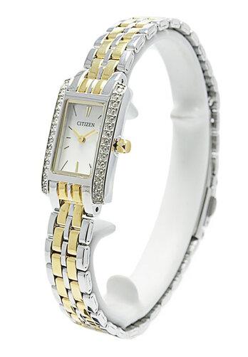 Đồng hồ nữ dây kim loại Citizen EZ6354