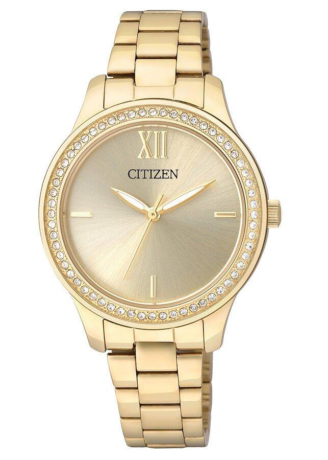 Đồng hồ nữ Dây Kim Loại Citizen EL3088-59P