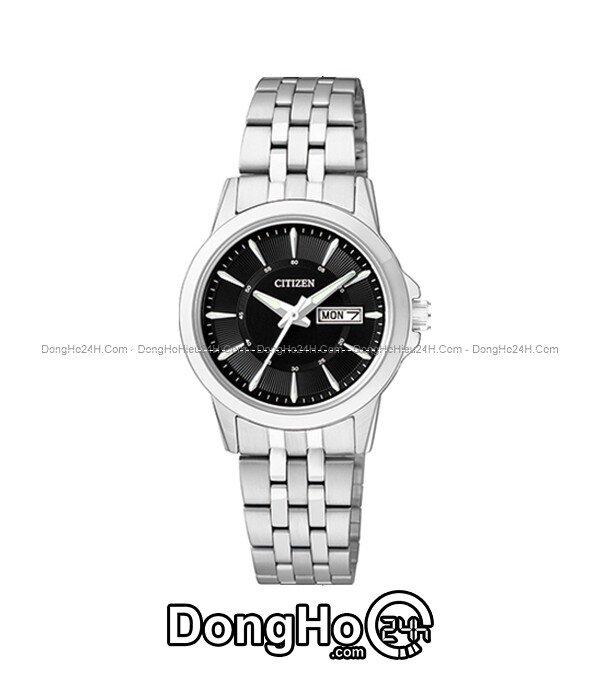 Đồng hồ nữ dây kim loại Citizen EQ0601