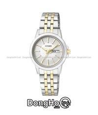 Đồng hồ nữ dây kim loại Citizen EQ0608