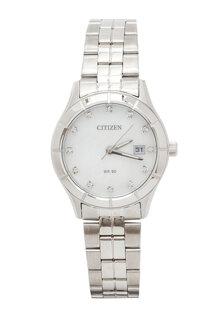 Đồng hồ nữ dây kim loại Citizen EU6040