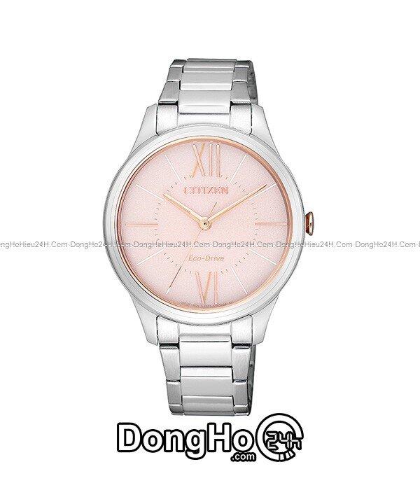 Đồng hồ nữ Dây Kim Loại Citizen EM0415-54W