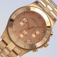 Đồng hồ nữ dây thép không gỉ Marc Jacobs MBM3102/  MBM3100