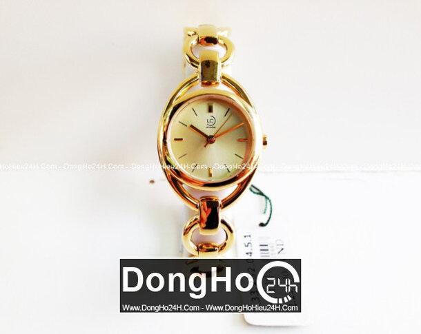 Đồng hồ nữ dây thép không gỉ Le Chateau L33.252.04.5.1