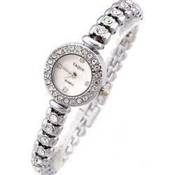 Đồng hồ nữ dây YAQIN Y6171 - dây kim loại