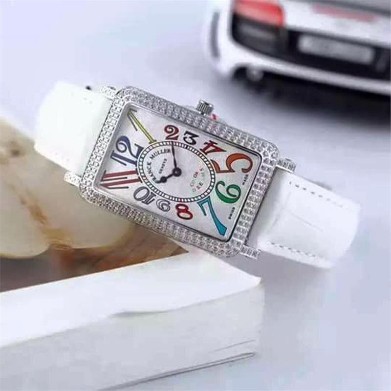 Đồng hồ nữ Franck Muller Long Island F.M037