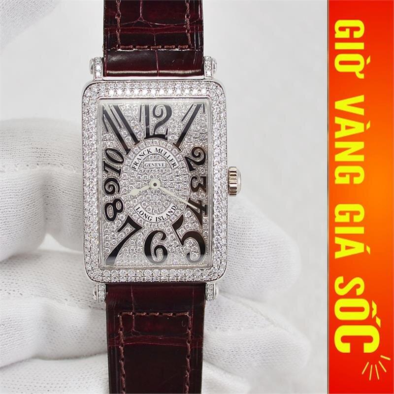 Đồng hồ nữ Franck Muller Long Island F.M048