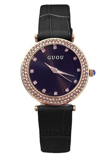 Đồng hồ nữ Guou CH365