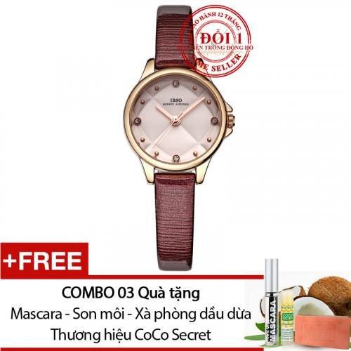 Đồng hồ nữ IBSO 233 - dây da