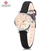 Đồng hồ nữ Julius JA967 2017 - dây da