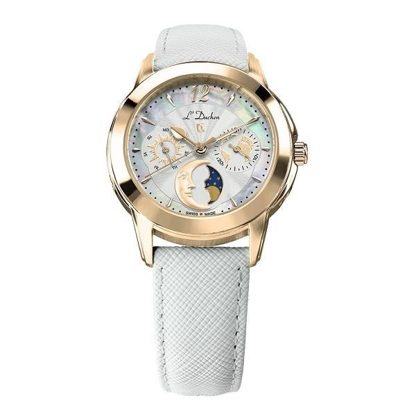 Đồng hồ nữ L'Duchen D 777.26.33