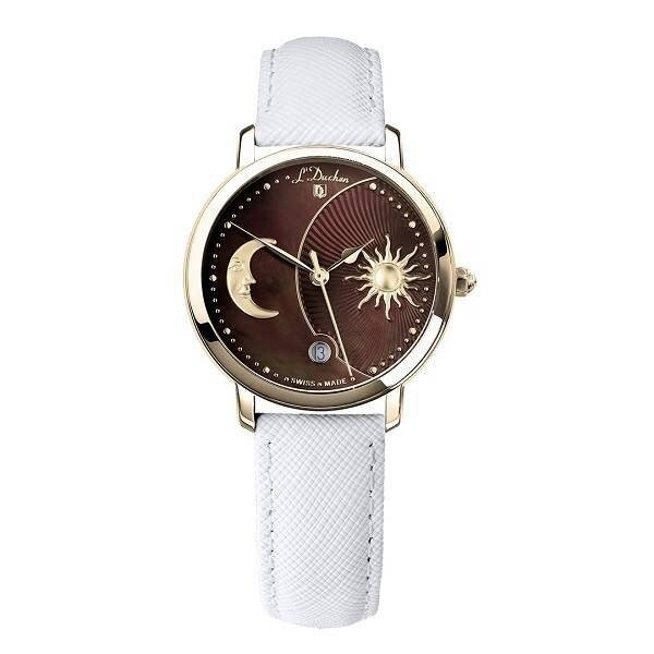 Đồng hồ nữ L'Duchen D 781.26.38