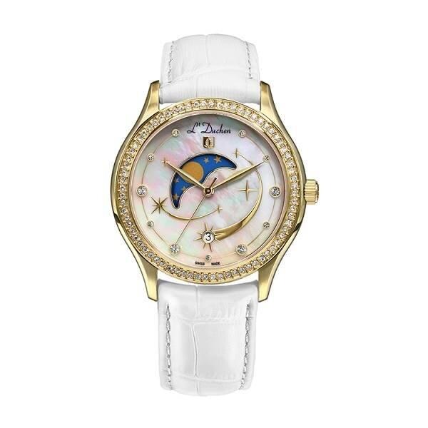 Đồng hồ nữ L'Duchen Perseides D 707.26.43