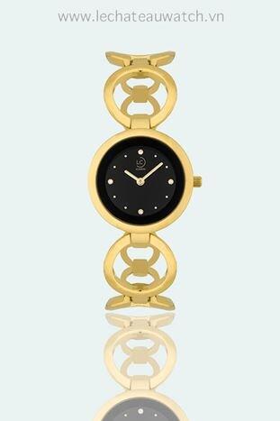 Đồng hồ nữ Le Chateau Quartz L37.112.04.6.1