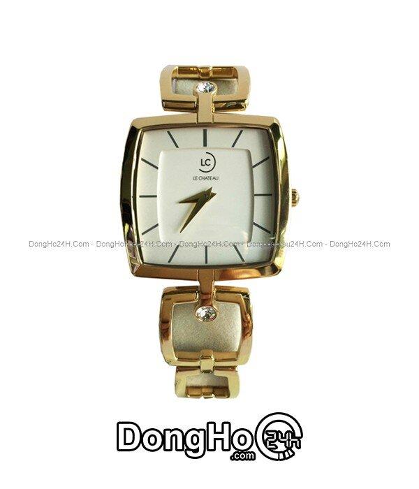 Đồng hồ nữ Le Chateau Quartz L49.252.34.5.1