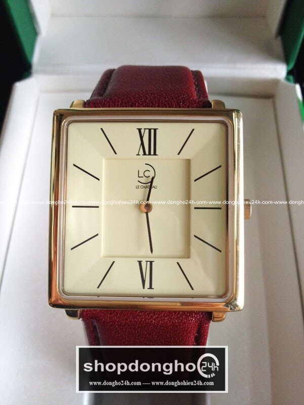 Đồng hồ nữ LE CHATEAU L03.076.04.6.2