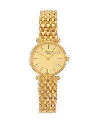 Đồng hồ nữ Longines L4.191.6.32.6