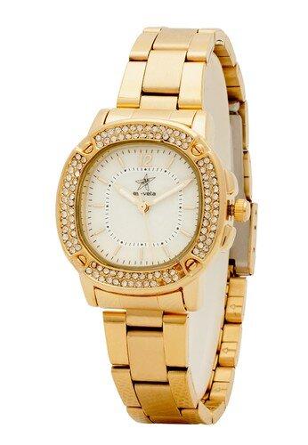 Đồng hồ nữ Mwatch AS455 - dây kim loại
