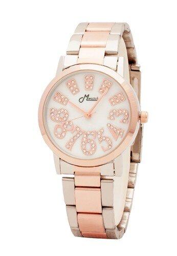 Đồng hồ nữ Mwatch MW668 - dây kim loại