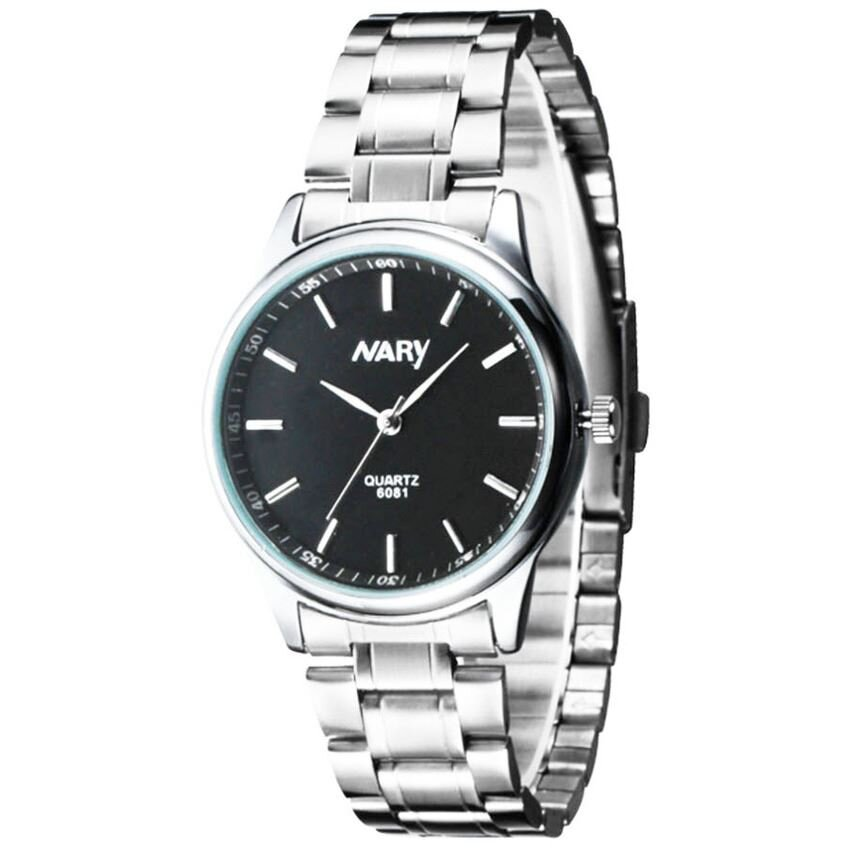 Đồng hồ nữ Nary 60KN81 - dây inox
