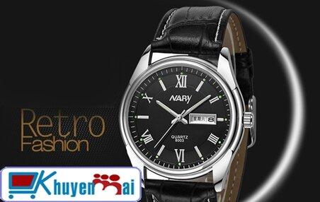 Đồng hồ nữ Nary số la mã