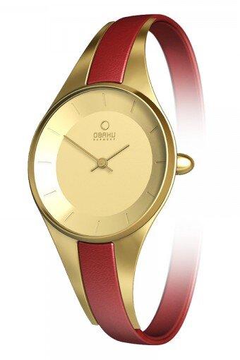 Đồng hồ nữ Obaku V110LGGRR