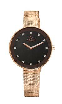 Đồng hồ nữ Obaku V161LXVNMV/ V161LXGIMG