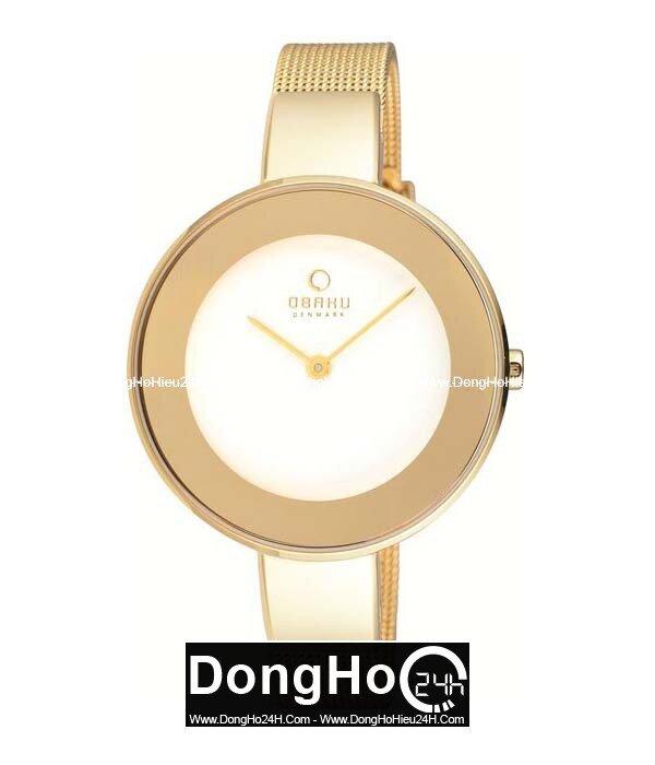 Đồng hồ nữ Obaku-V167LXGIMG