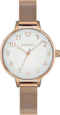 Đồng hồ nữ Obaku V237LXVIMV