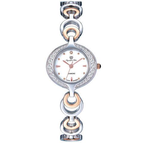 Đồng hồ nữ Olympia Star 28022DLSR
