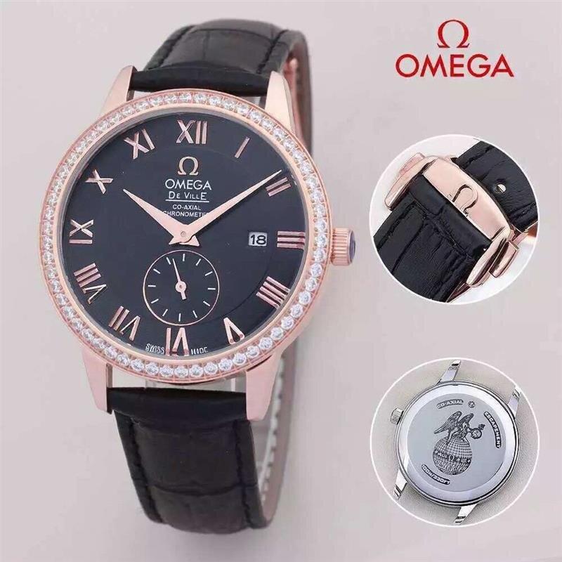 Đồng hồ nữ Omega De Ville Co_Axial OM.43