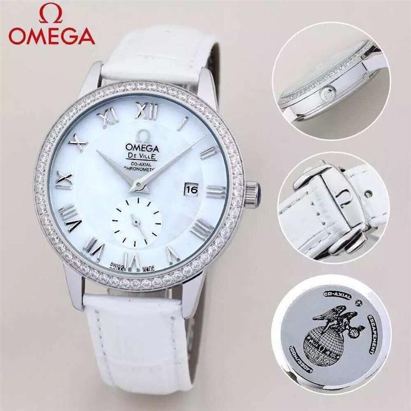 Đồng hồ nữ Omega De Ville Co_Axial OM.49