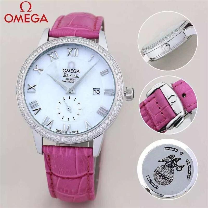 Đồng hồ nữ Omega De Ville Co_Axial OM.45