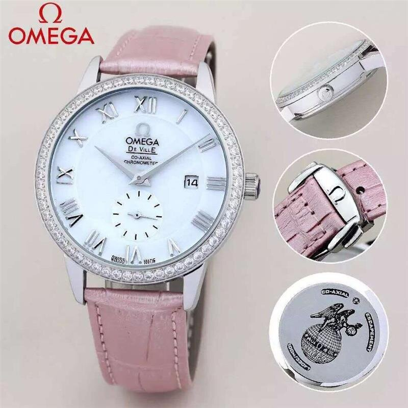 Đồng hồ nữ Omega De Ville OM.47