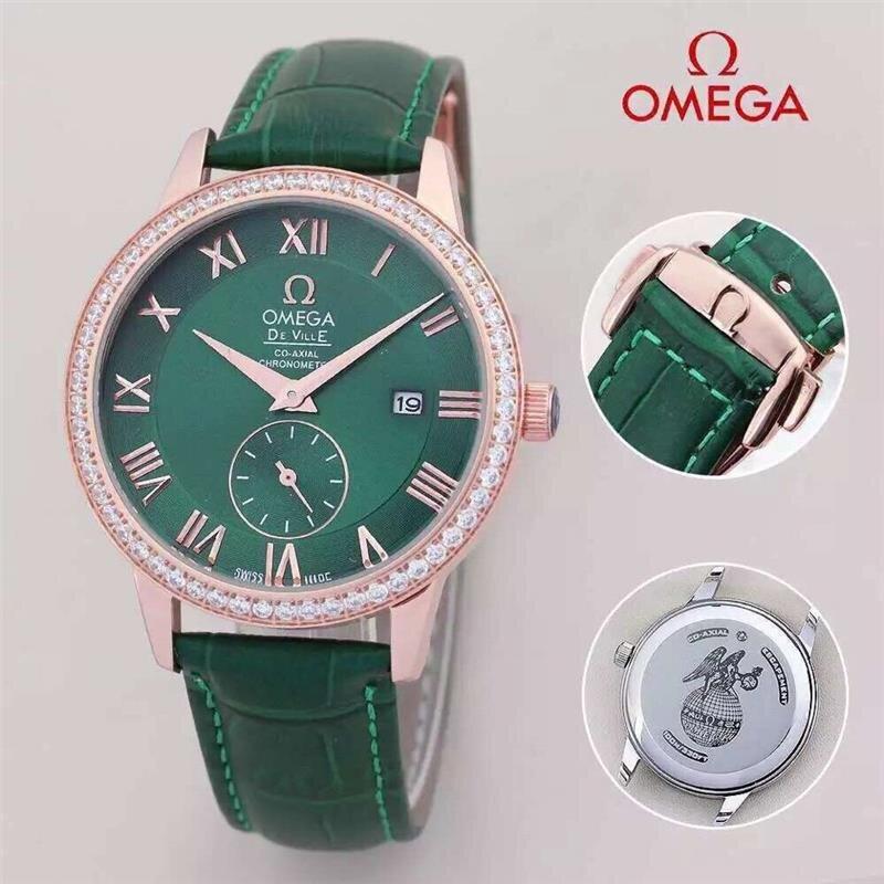 Đồng hồ nữ Omega De Ville Co_Axial OM.44