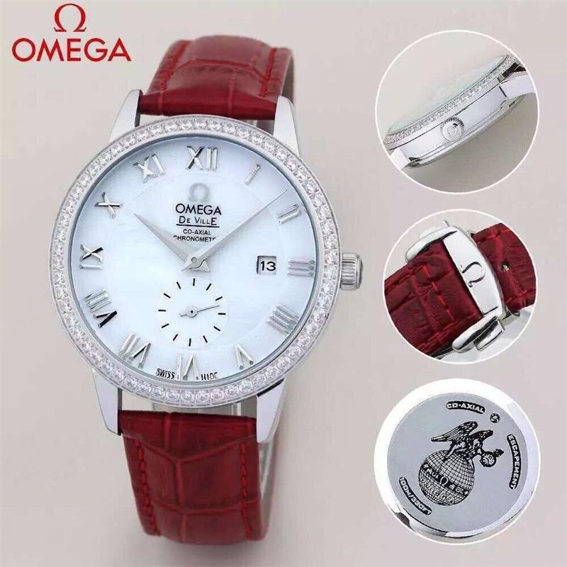 Đồng hồ nữ Omega De Ville Co_Axial OM.50