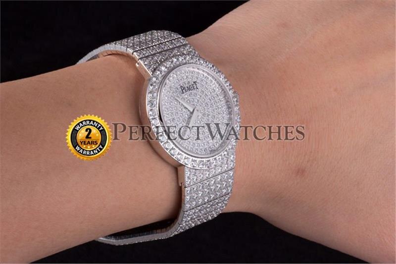 Đồng hồ nữ Piaget Diamond PA.38