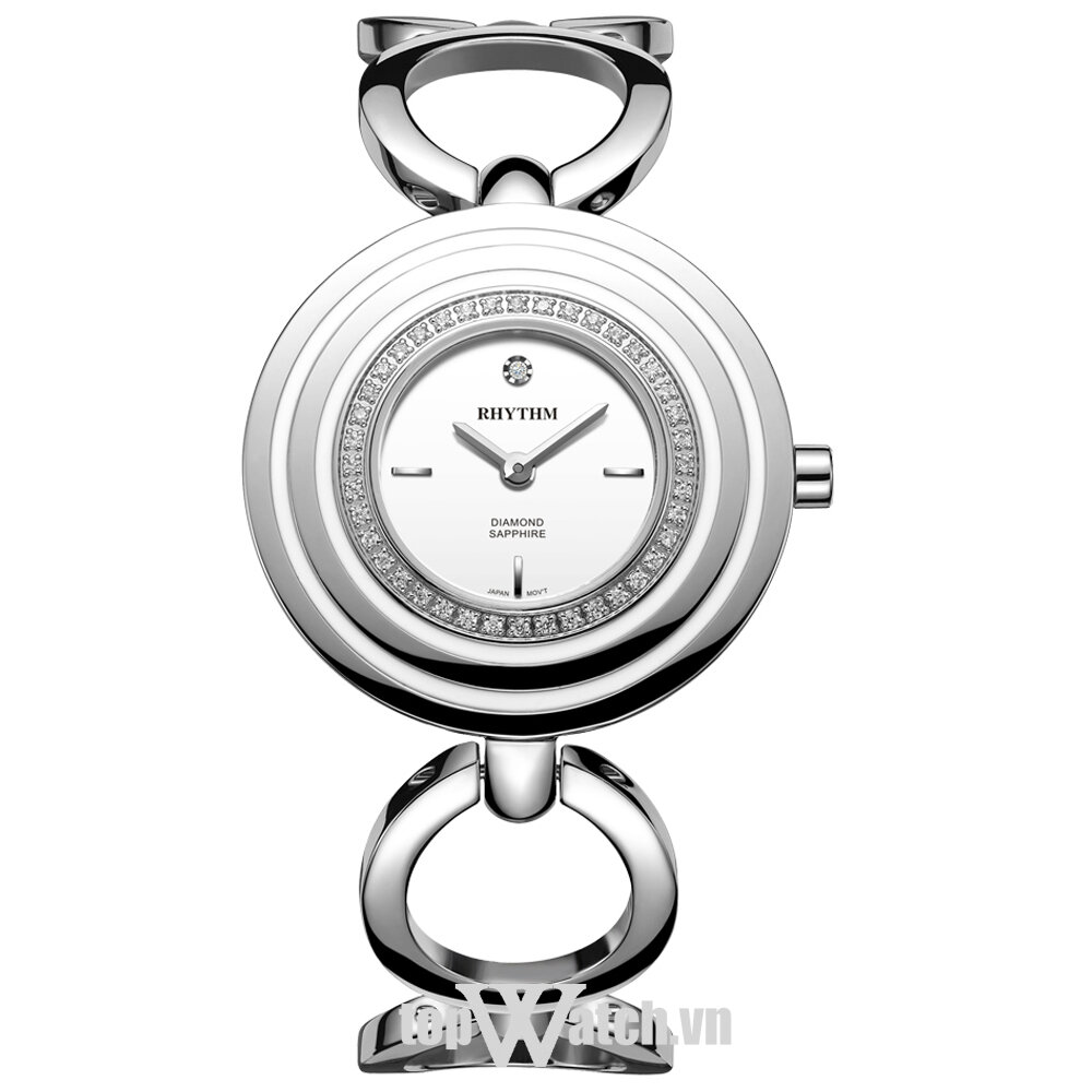 Đồng hồ nữ Rhythm L1302S01