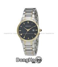 Đồng hồ nữ Romanson Quartz TM4253LCBK