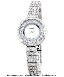 Đồng hồ nữ Romanson Quartz RM3264QLWWH