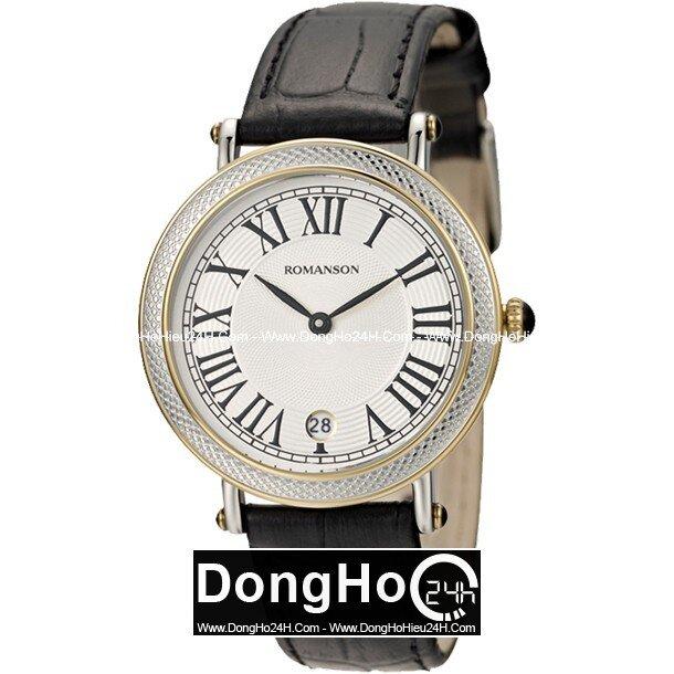 Đồng hồ nữ Romanson RL1253LCWH