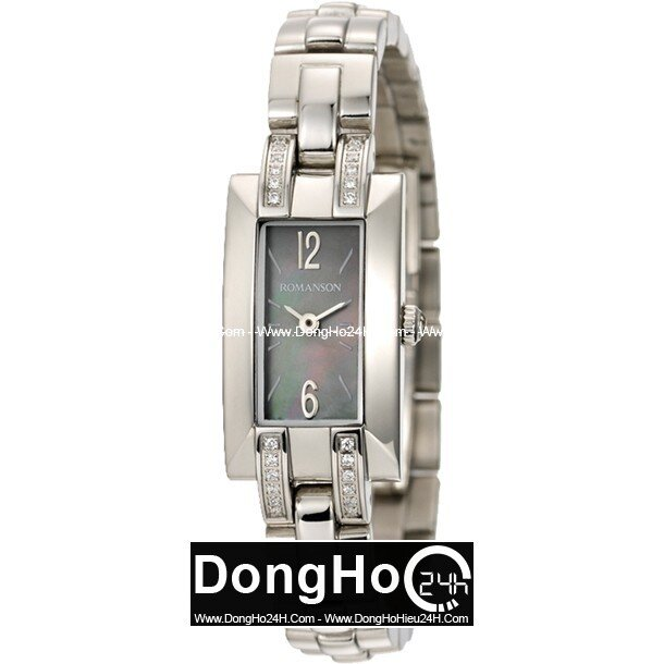 Đồng hồ nữ Romanson RM8274QLWBK