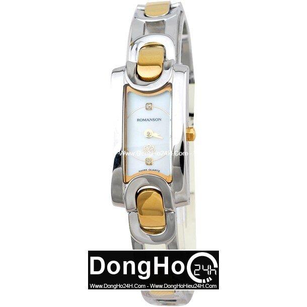 Đồng hồ nữ Romanson RM5168LCWH
