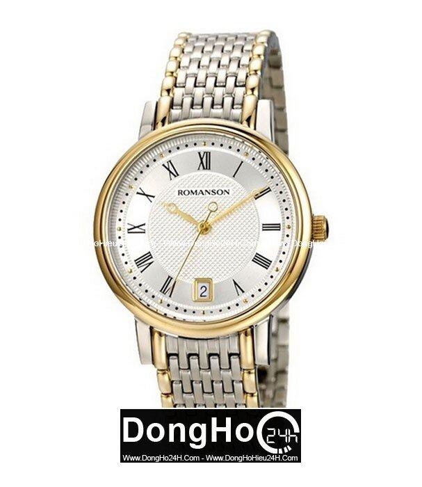 Đồng hồ nữ Romanson TM1274LCWH