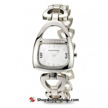 Đồng hồ nữ Romanson RM1207QLWWH